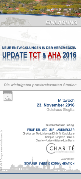 UPDATE TCT & AHA November 2016